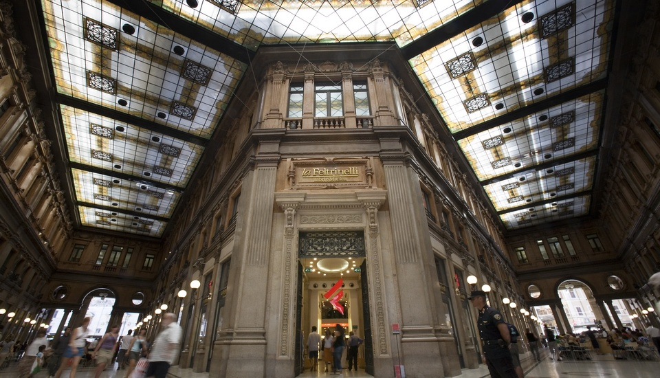 The Alberto Sordi Gallery
