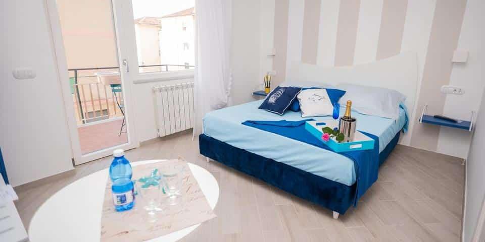 Amalfi Chiaro di Luna bed and breakfast