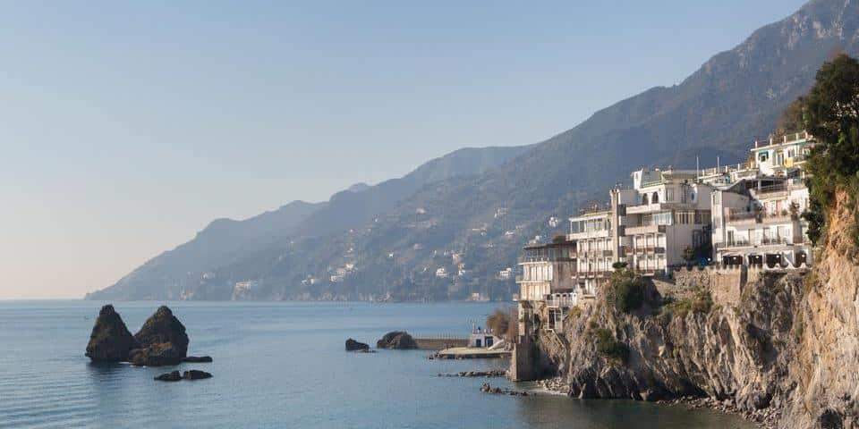 Amalfi Hotel La Lucertola
