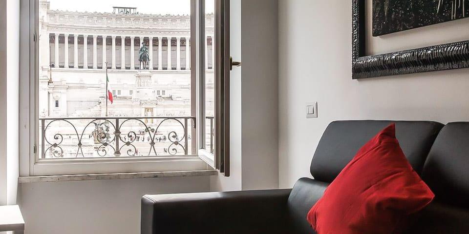 Amazing Vittoriano apartment in Rome