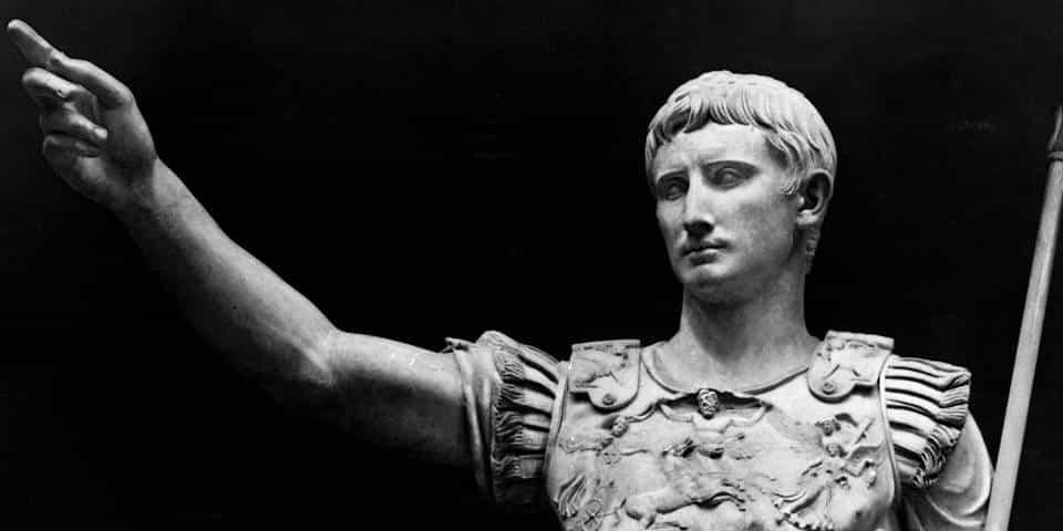 Augustus - List of Roman Emperors