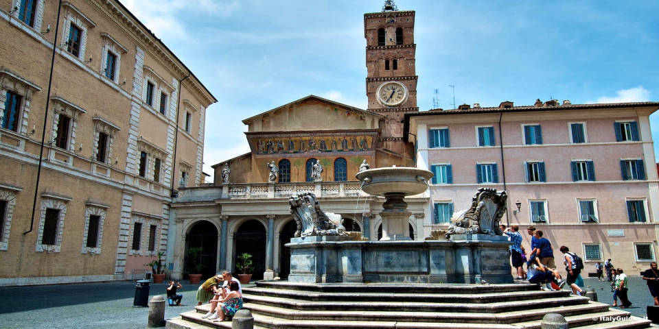Basilica Santa Maria di Trastevere