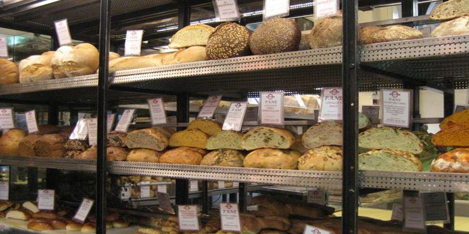 Bread-in in Rome