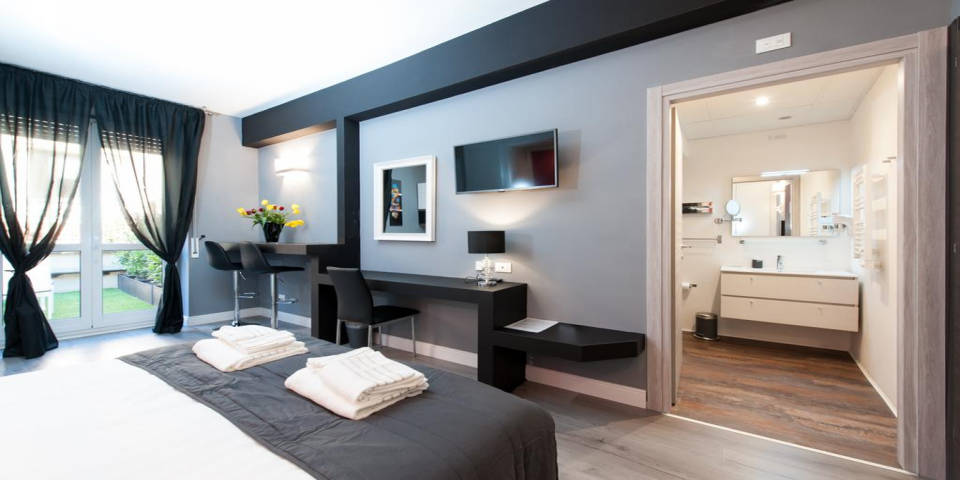 Brunelleschi Luxury Hostel in Rome