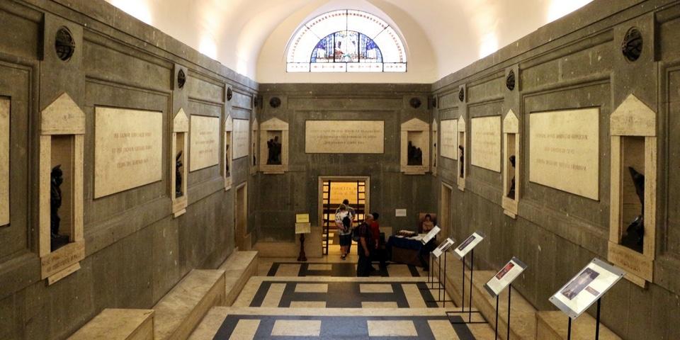 Cappella delle Reliquie