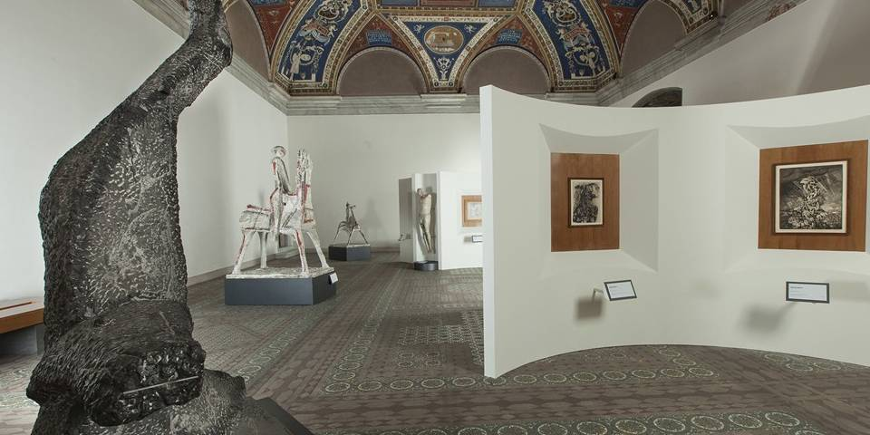 Collection of Modern Religious Art in Vatican