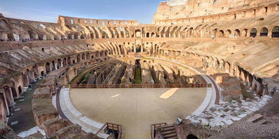 why colosseum is a wonder of the world