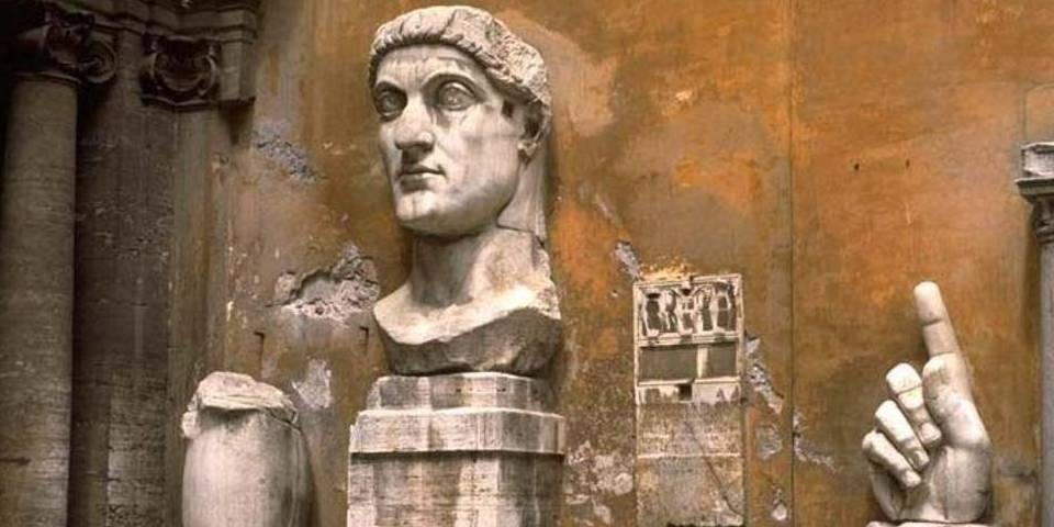 Constantine I - List of Roman Emperors