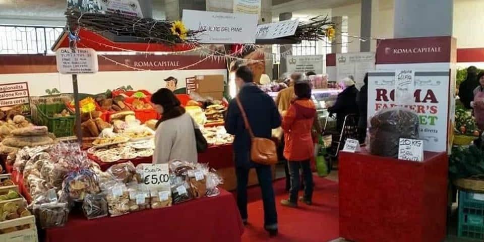 Farmer market garbatella