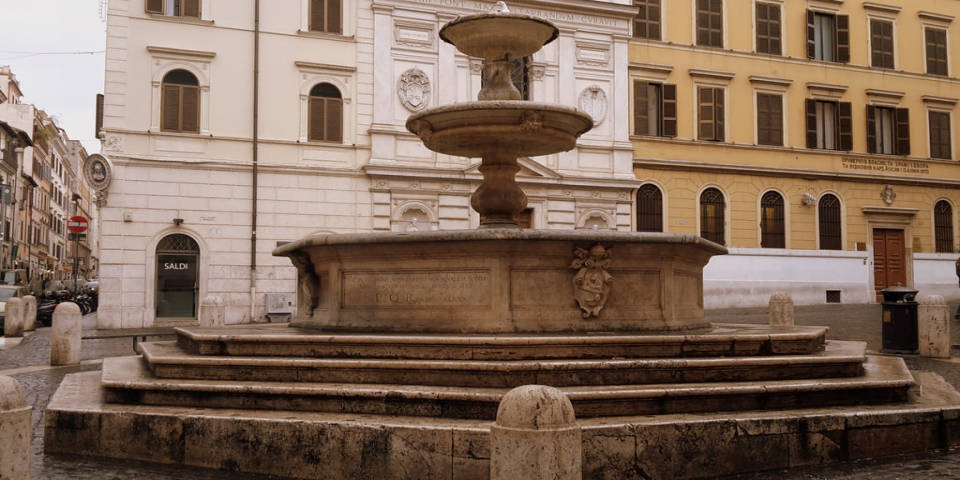 Fontana dei Catecumeni
