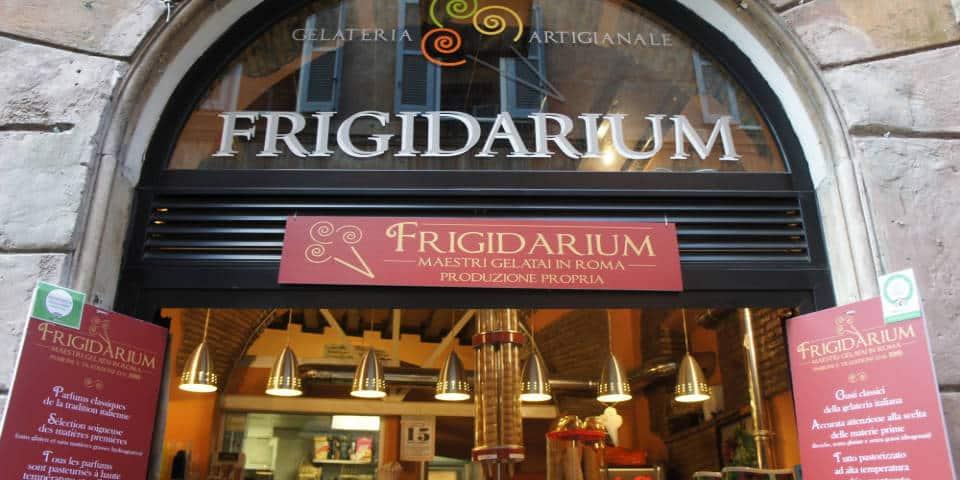 Frigidarium gelato