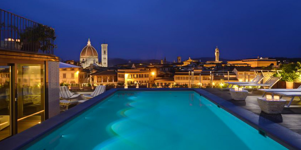 Grand Hotel Minerva in Florence