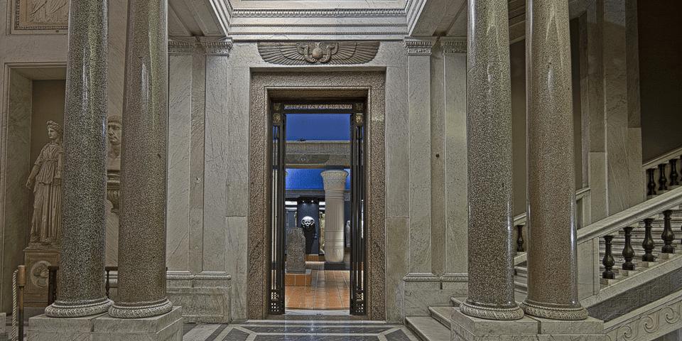 Gregorian Egyptian Museums