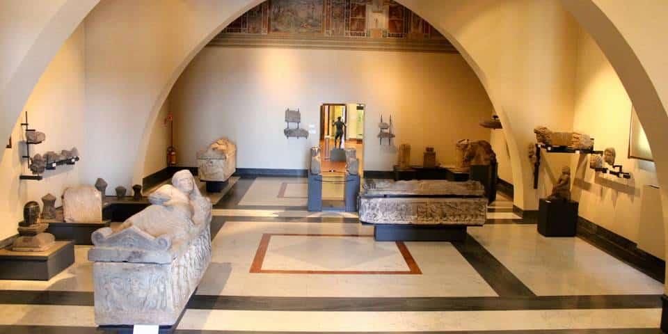 Gregorian-Etruscan-Museum