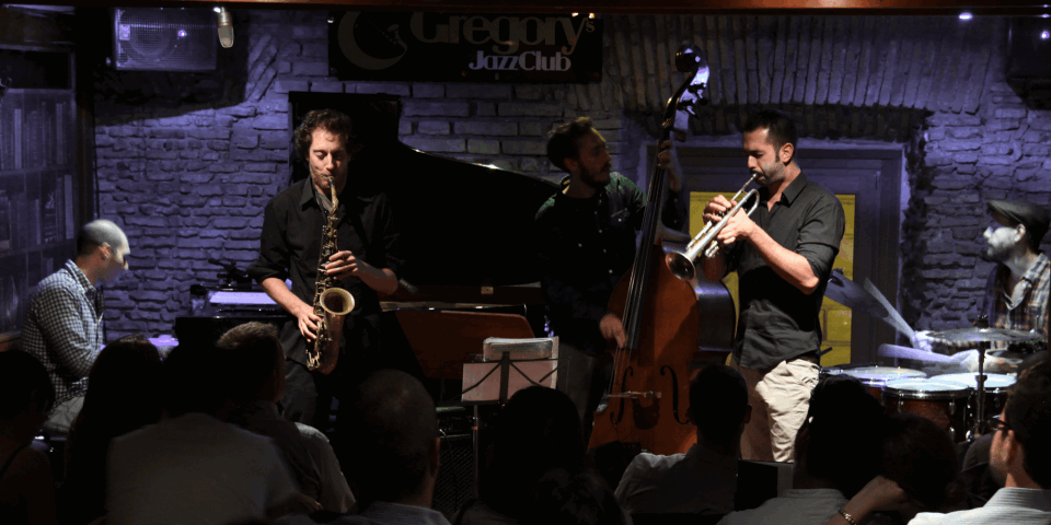 gregory jazz club