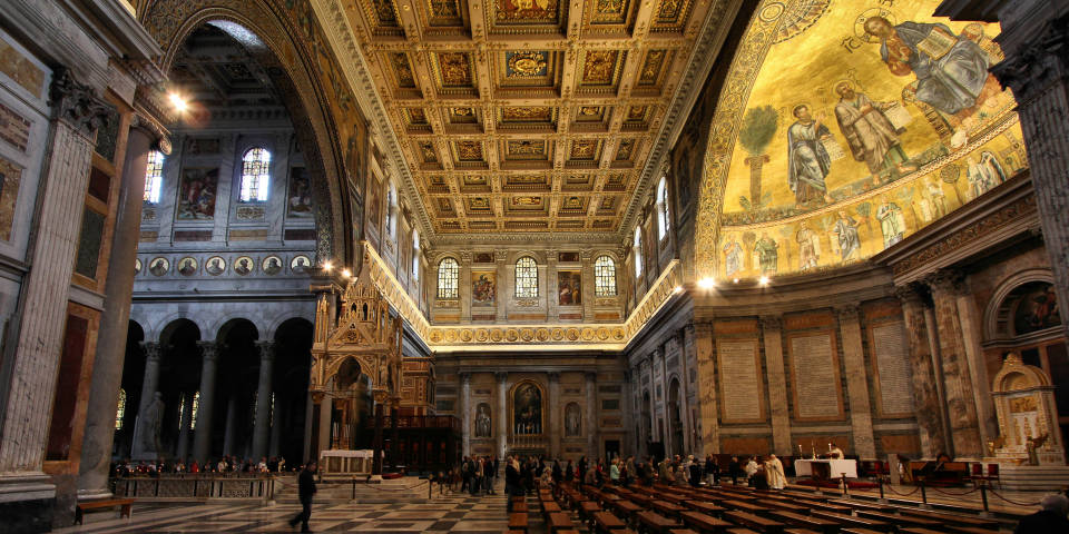 History of St Paul Basilica in Rome