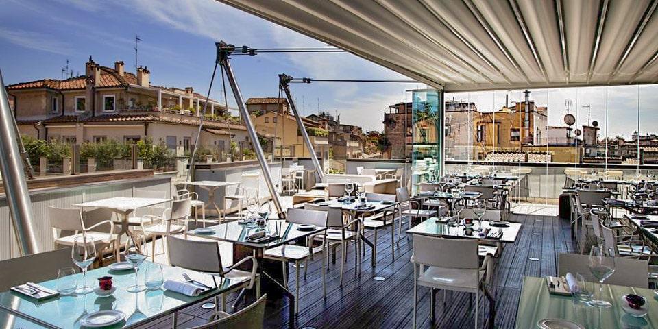 Hotel Valadier in Rome