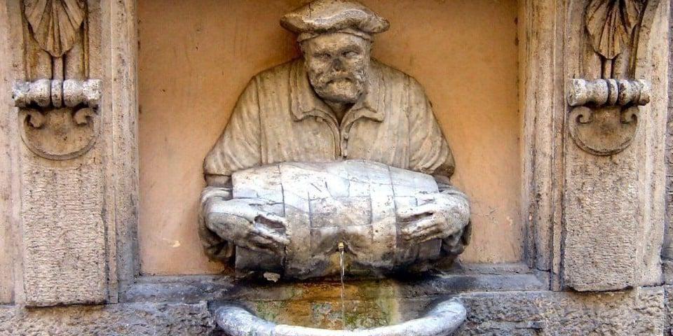 The Porter Fountain