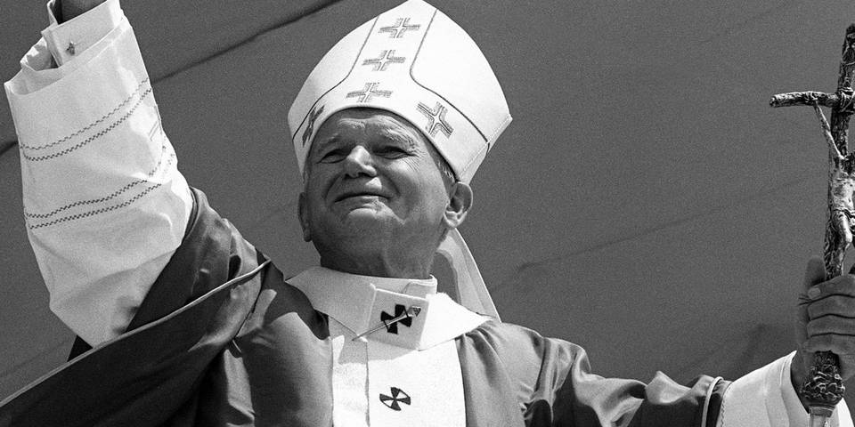 Pope Jaun Paul II
