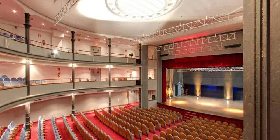 jovinelli theatre in Rome