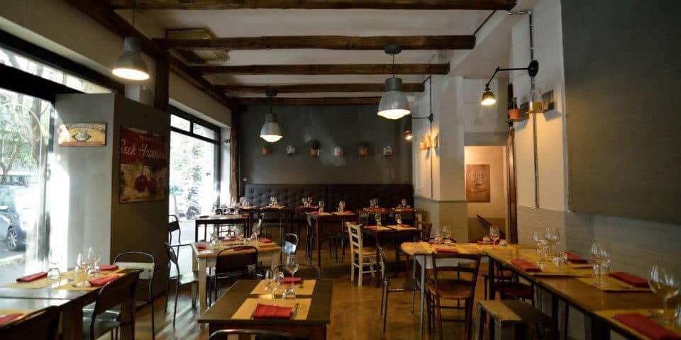 Mavi restaurants for brunch in Rome