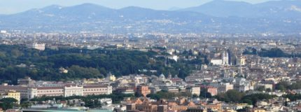 Monte Mario hill
