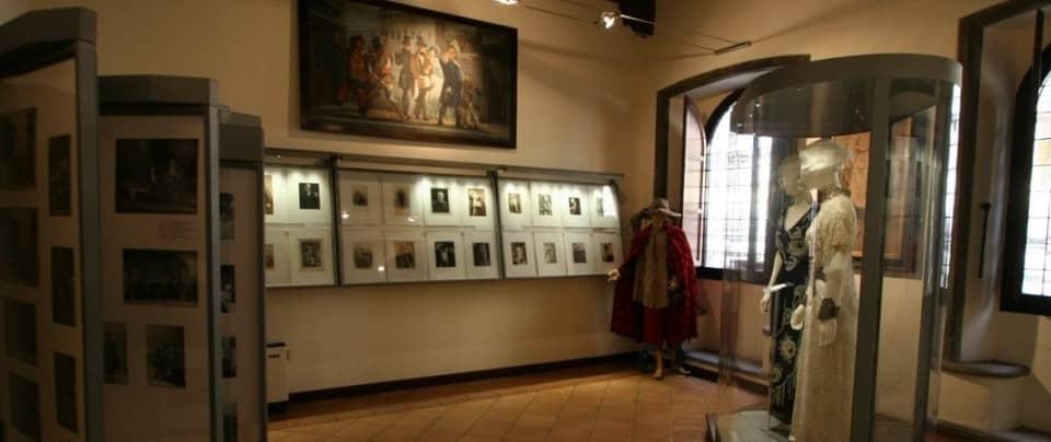 Museo teatrale del Burcardo