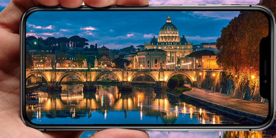Must-Have Apps for Tourists in Rome