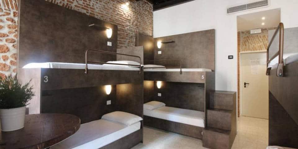 New Generation Santa Maria Maggiore Hostel