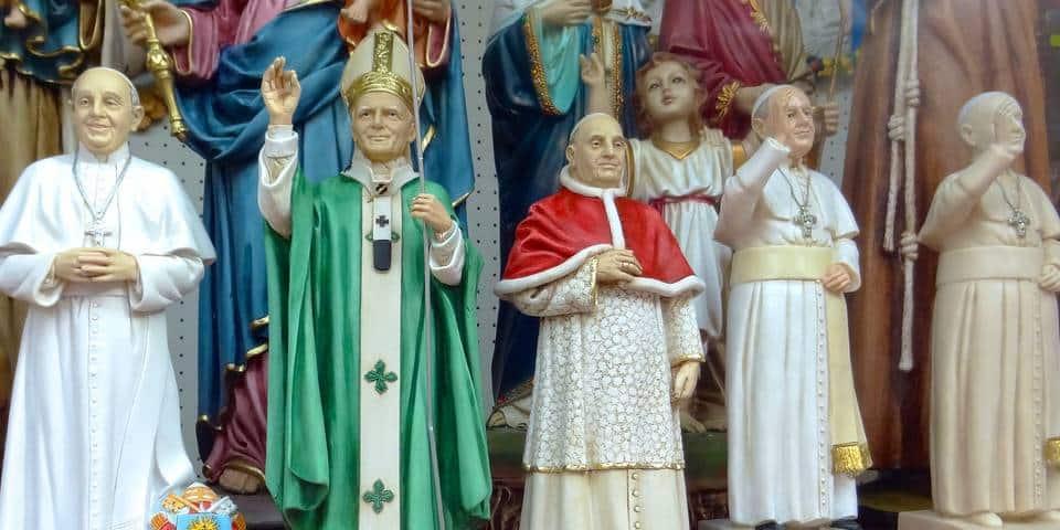 Online shop of Vatican
