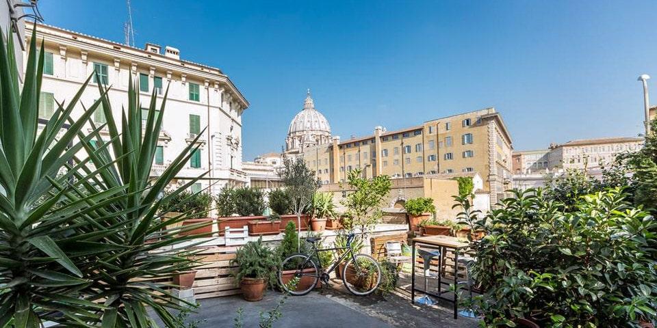 Paradiso a San Pietro apartment in Rome