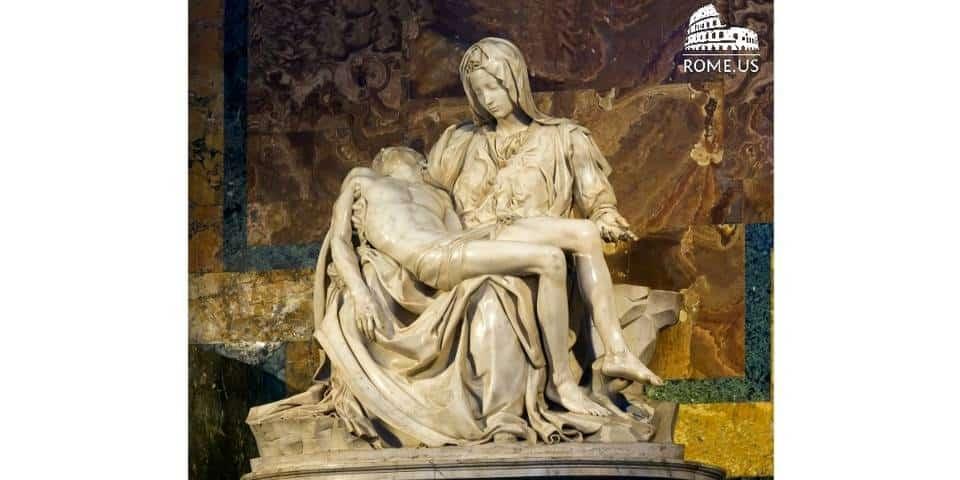 Michelangelo Pieta