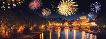 Rome New Year's Eve 2018/2019