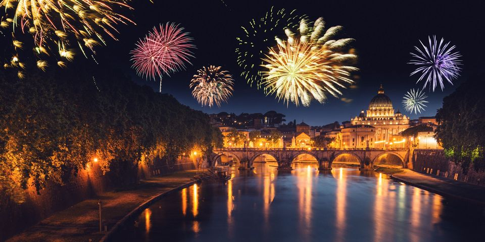 Rome New Year's Eve 2019/2020