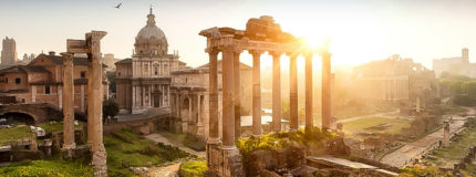 Rome Sightseeing Tour at Sunrise