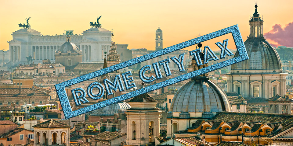 How Much is Rome City Tax