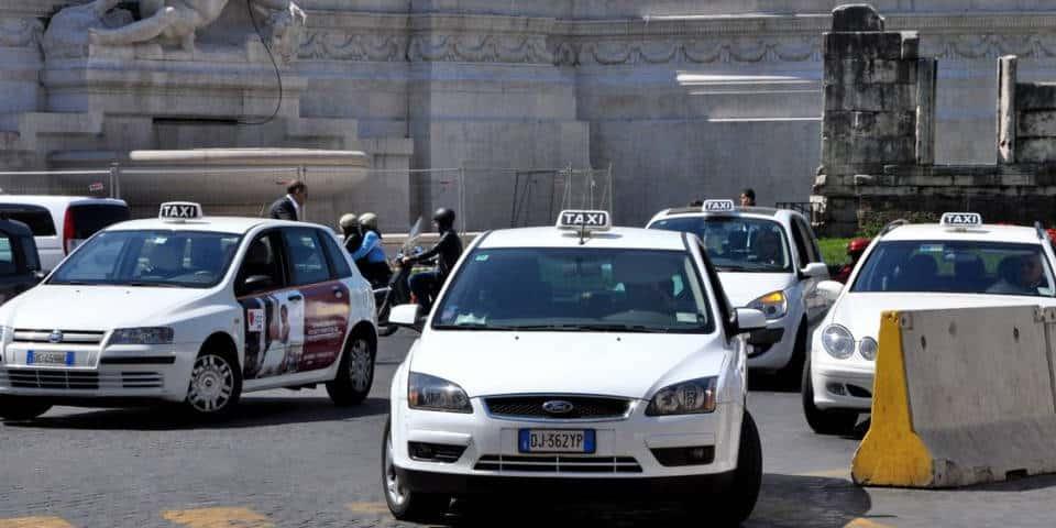 Rome taxi service
