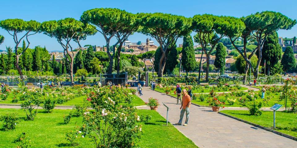 Rosary Rome