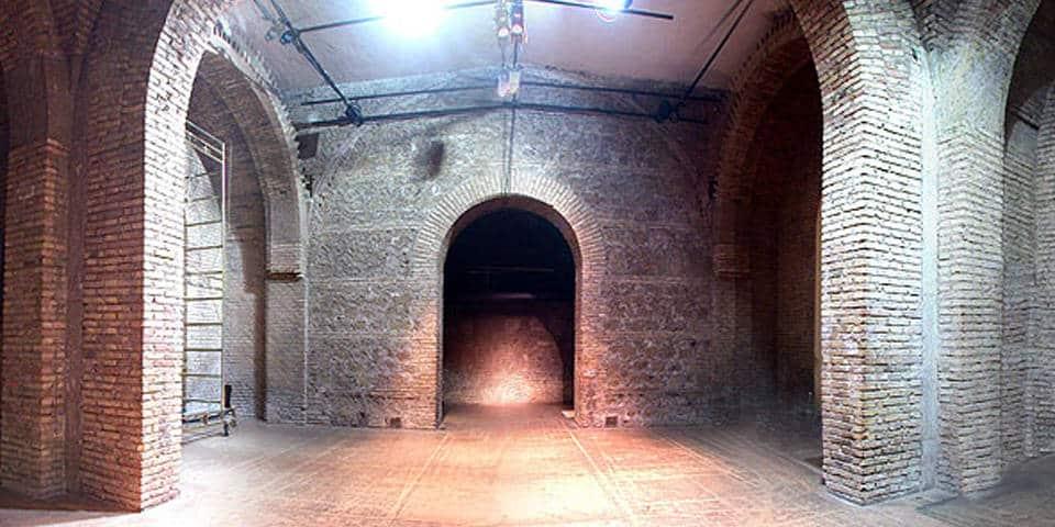 sala uno teatro in Rome