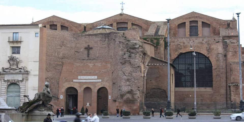 Santa Maria degli Angeli e Martiri