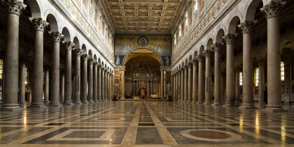 St Paul Basilica in Rome how to get