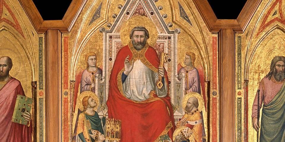 Stefaneschi Altarpiece