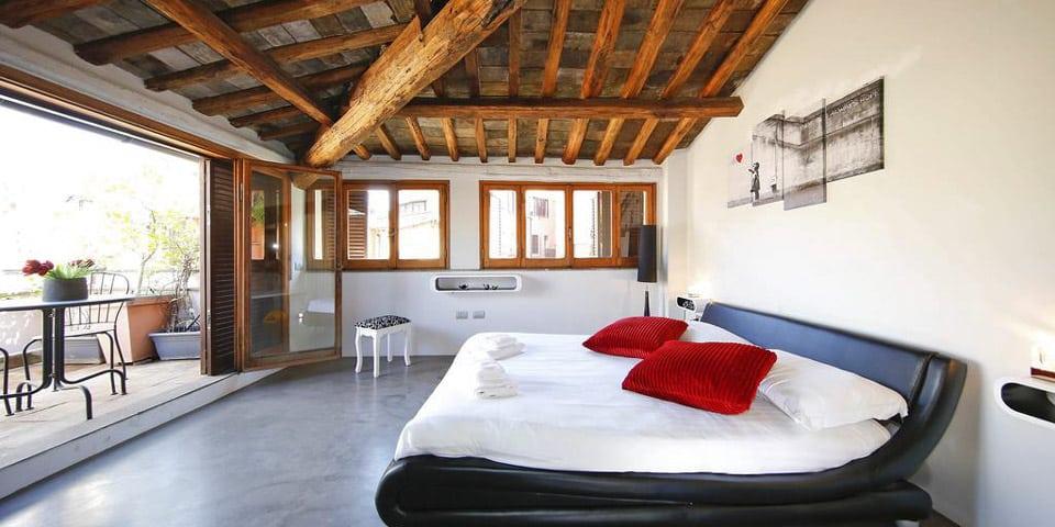 Suite Trastevere apartment in Rome