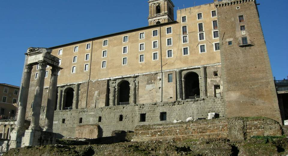 Tabularium of Roman Forum