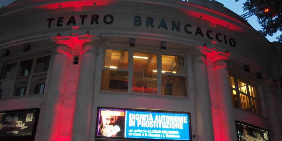 teatro brancaccio in Rome