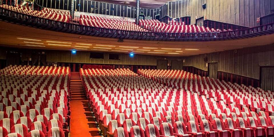 teatro sistina in Rome