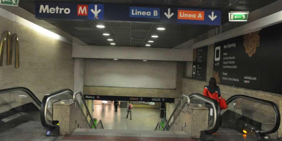 termini metro station