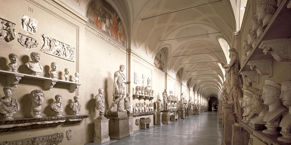 The Chiaramonti Museum
