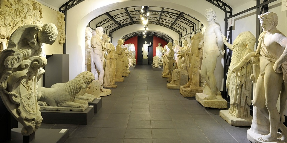 Top 20 free Rome museums - Museo Pietro Canonica
