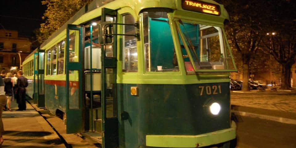 Tram jazz